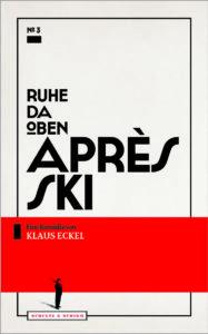 """Das Cover von """"Après Ski"""" (300 dpi)"""