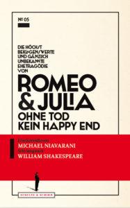 """Das Cover von """"Romeo & Julia"""""""