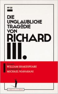 """Das Cover von """"Richard III.§"""