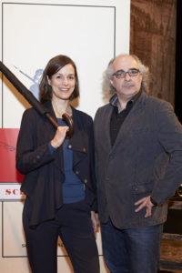 Helen Zellweger und Michael Niavarani, copyright Schultz & Schirm und Markus Wache