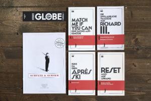 Die Publikationen von Schultz & Schirm; copyright Schultz & Schirm und Markus Wache