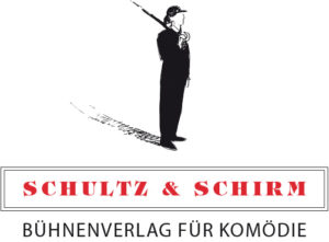 Logo Schultz & Schirm Bühnenverlag für Komödie