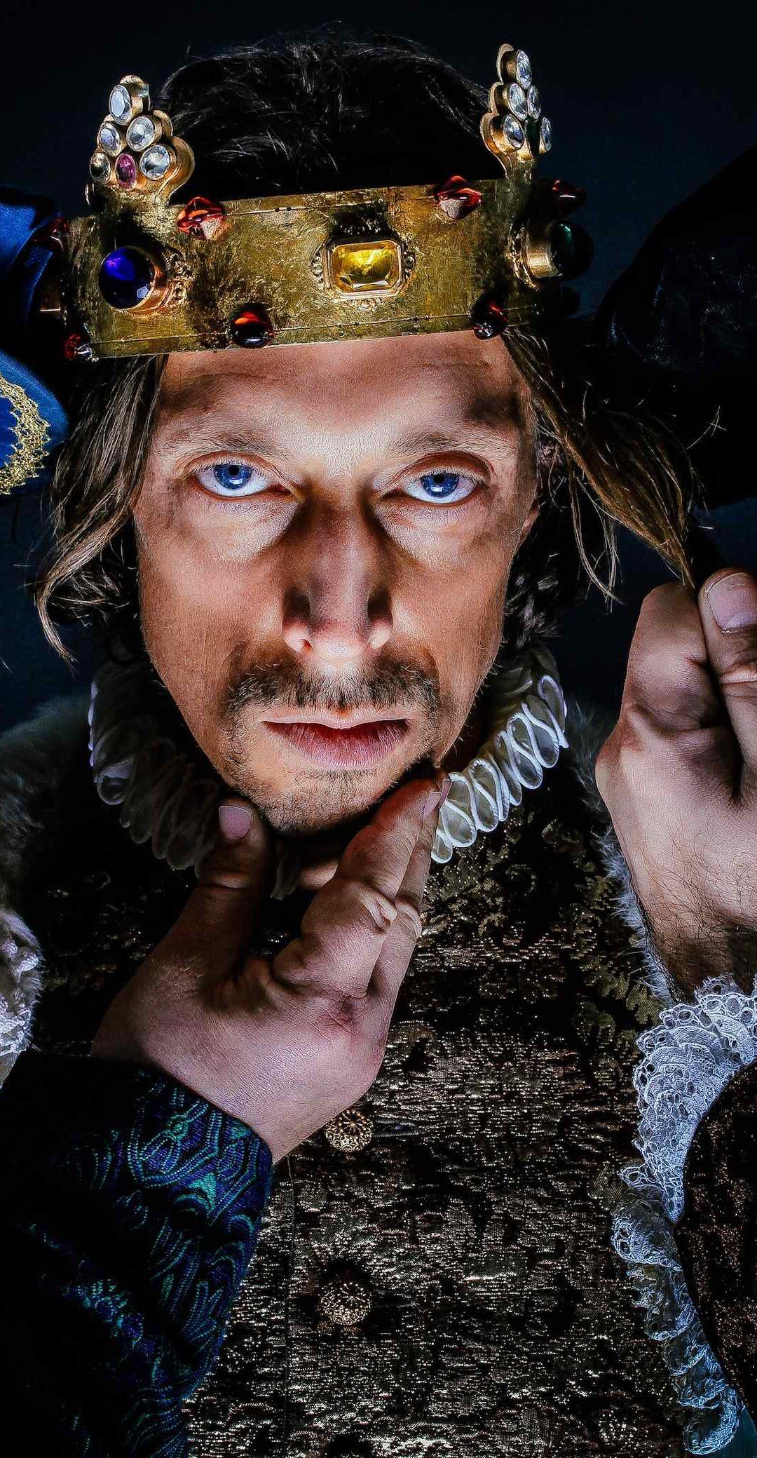 Richard III in Vorbereitung