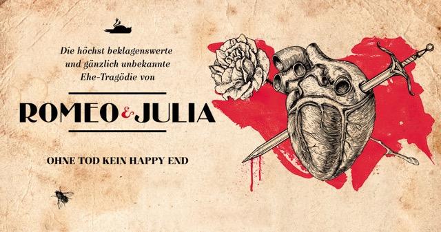 Probenbeginn für Romeo & Julia