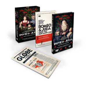 "DVD-Box ""Romeo & Julia"" Inhalt"