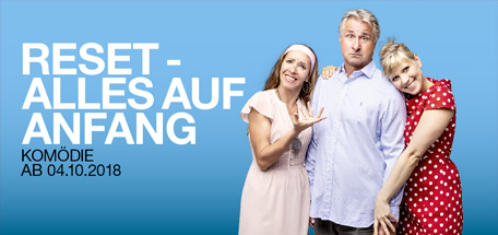 "Banner zu ""Reset"" am Linzer Kellertheater"