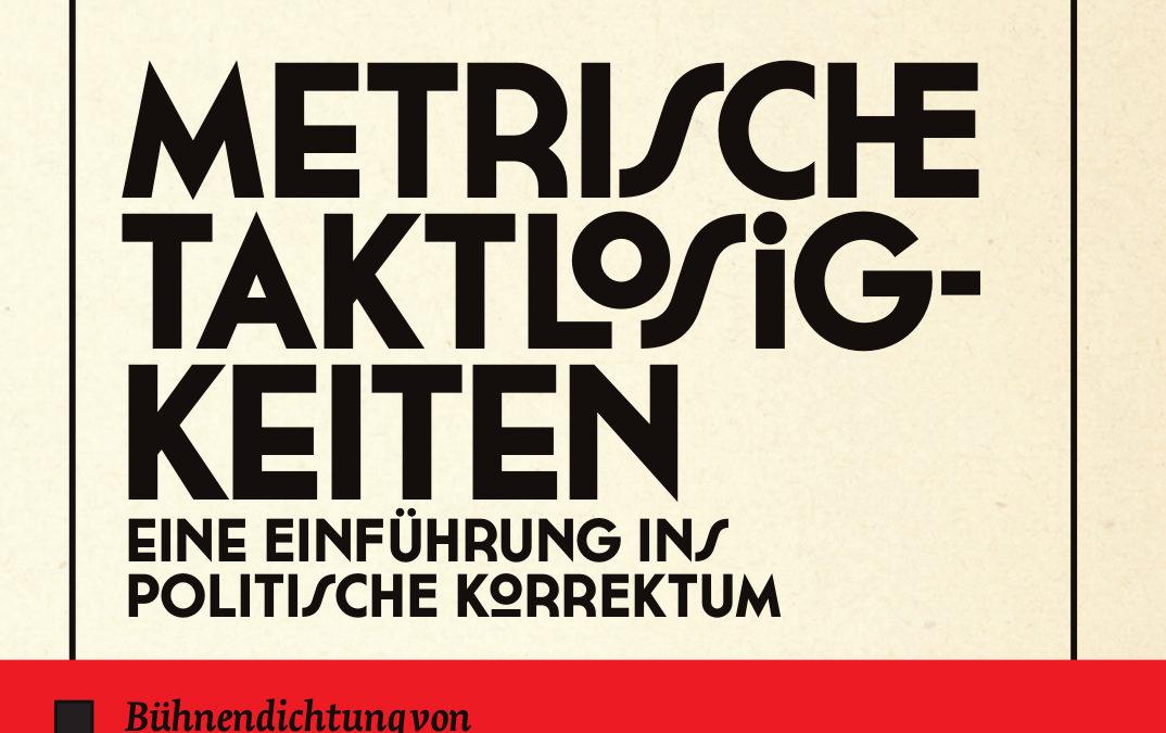 № 6: Metrische Taktlosigkeiten