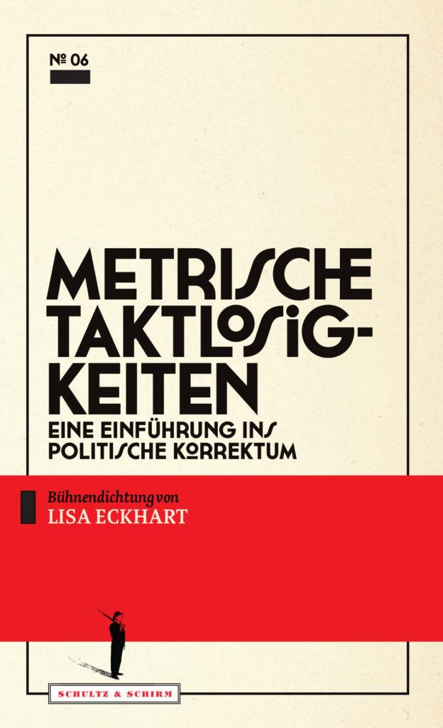 """Cover von """"Metrische Taktlosigkeiten"""""""