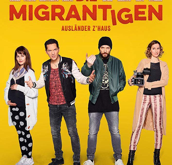 """Die Migrantigen"": UA in den Kammerspielen"