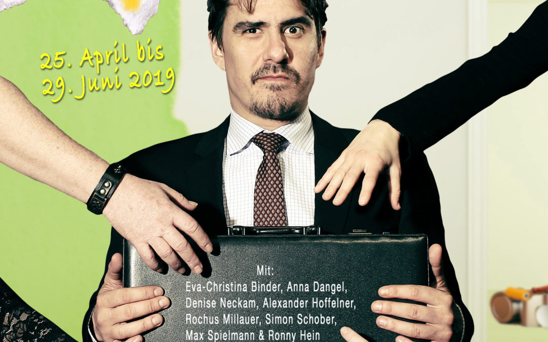 """Reset – Alles auf Anfang"" im Theater Center Forum"