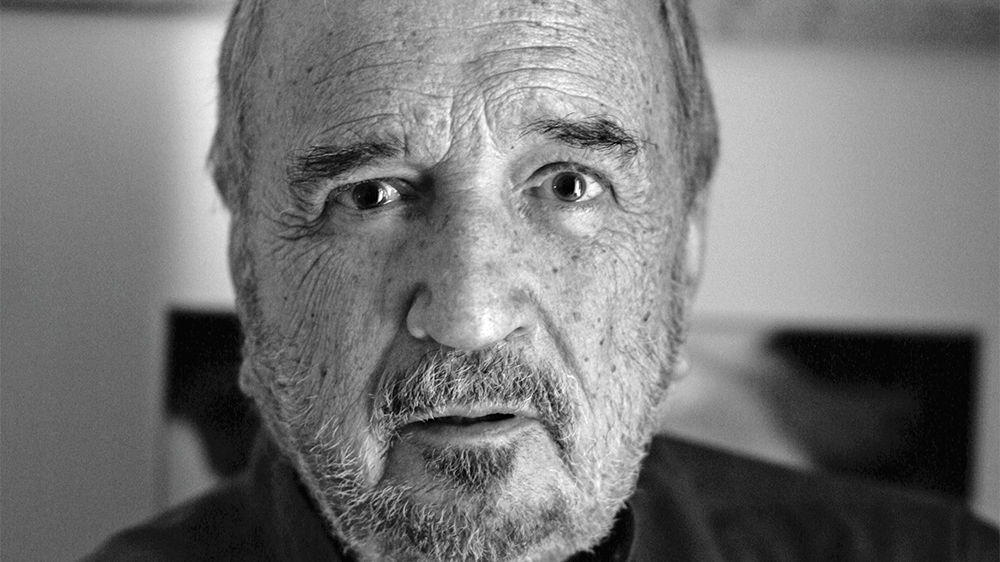 Portrait von Jean-Claude Carrière