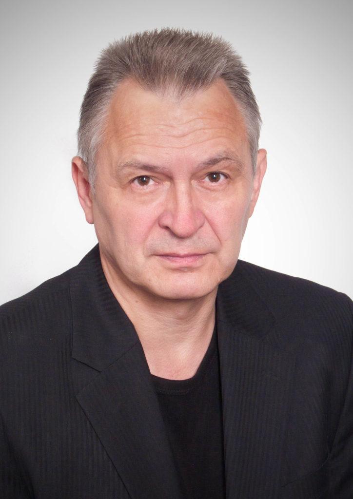 Portrait von Andrzej Chichłowski