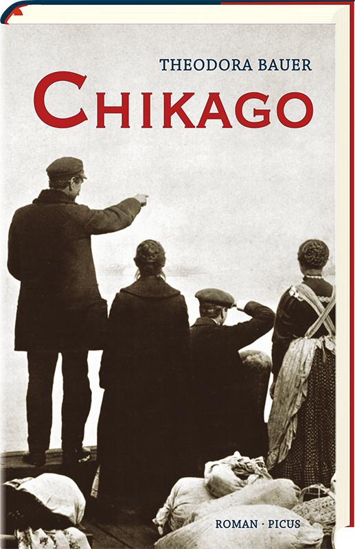 """Cover von """"Chikago"""""""