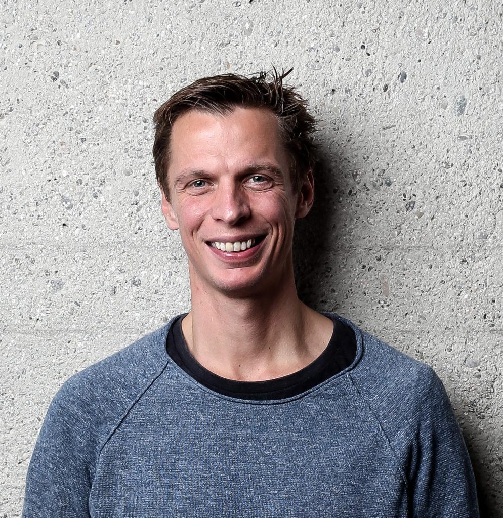 Portrait von Klaus Eckel