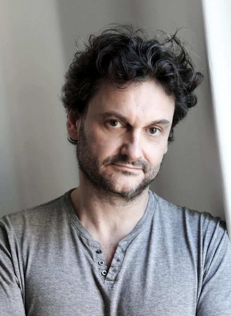 Portrait von Emmanuel Robert-Espalieu