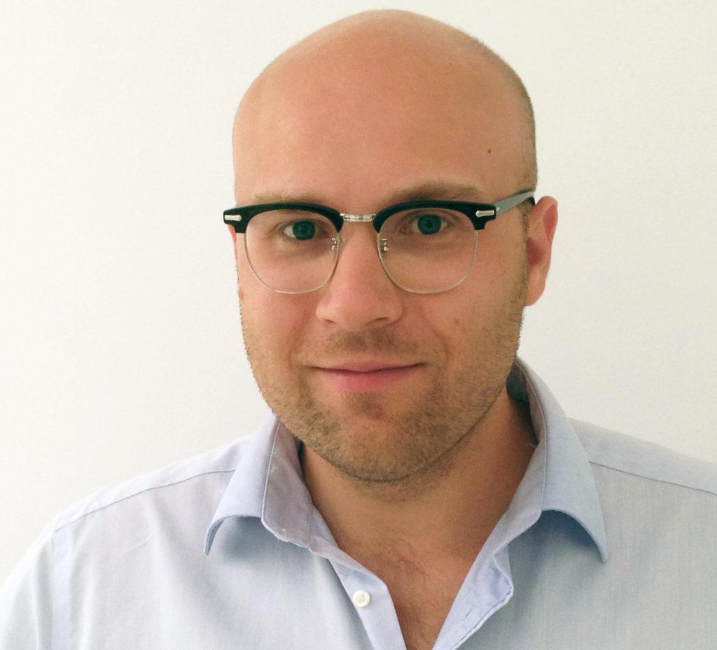 Portrait von Marc Schlegel