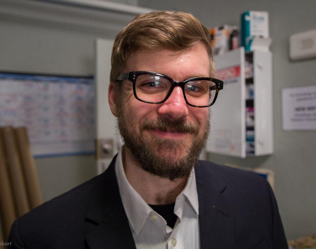 Portrait von Dan Wessels