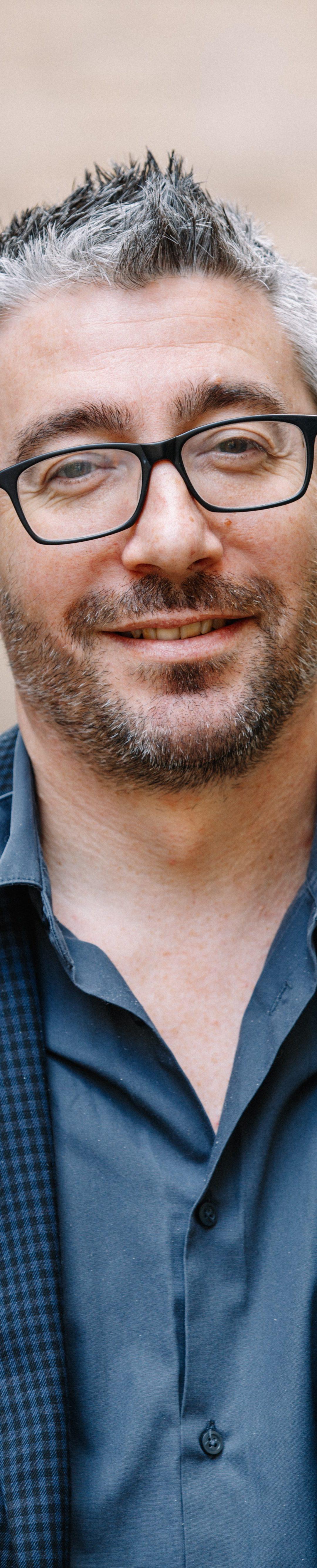 Portrait von Keir McAllister