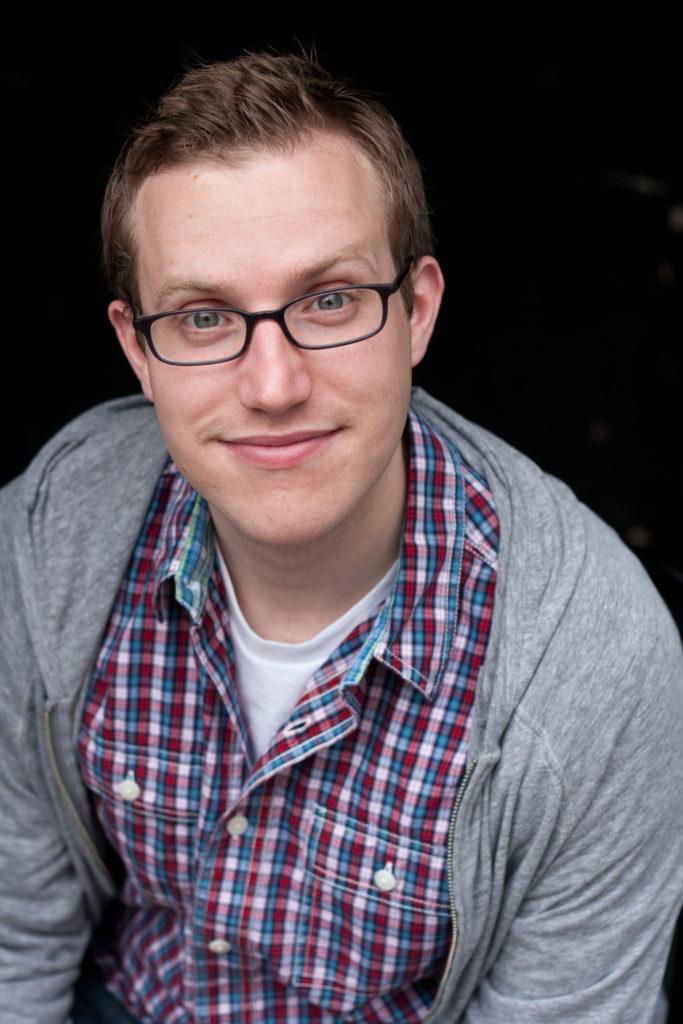 Portrait von Nick Semar