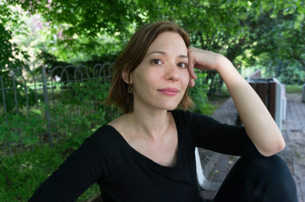 Portrait von Maria Wojtyszko