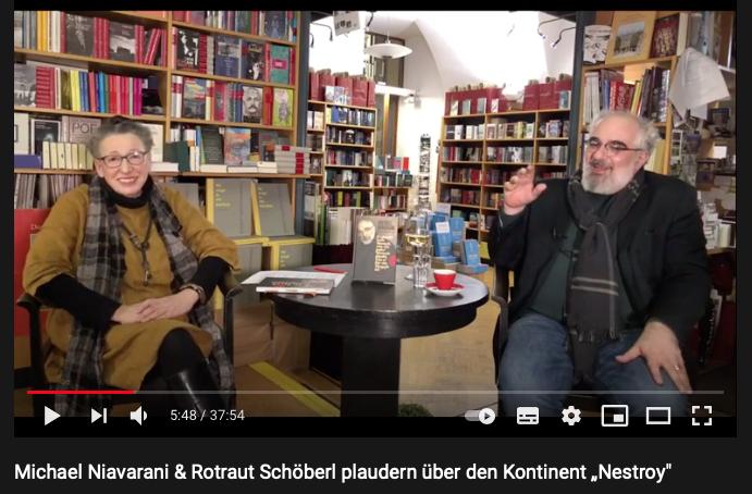 Niavarani & Schöberl plaudern über Nestroy